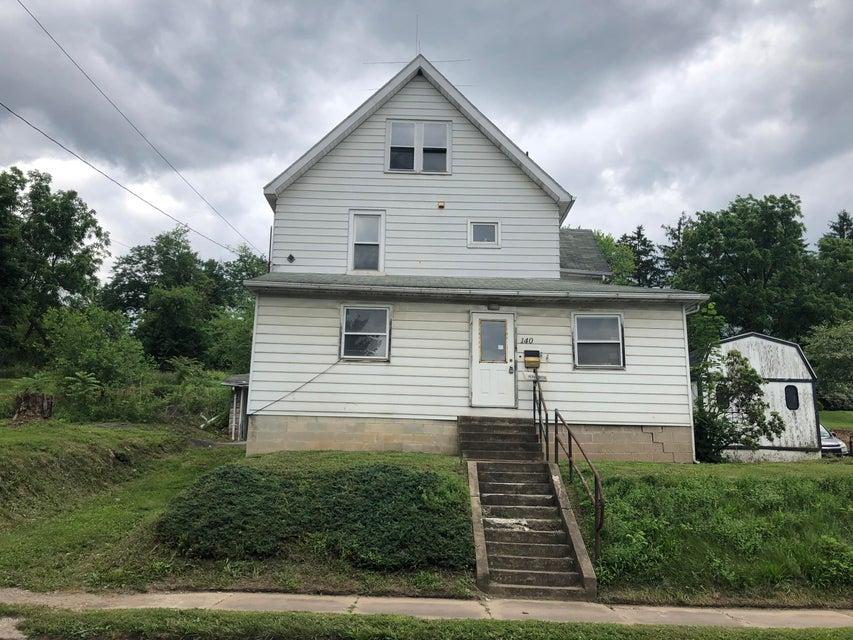 140 MONTGOMERY STREET,Montgomery,PA 17752,3 Bedrooms Bedrooms,1 BathroomBathrooms,Residential,MONTGOMERY,WB-84410