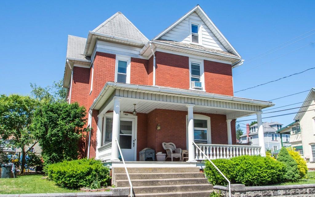 401 FAIRVIEW STREET,Lock Haven,PA 17745,5 Bedrooms Bedrooms,2 BathroomsBathrooms,Residential,FAIRVIEW,WB-84431