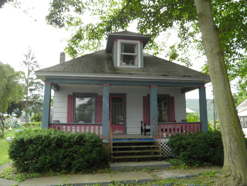 176 MAIN STREET,Blanchard,PA 16826,2 Bedrooms Bedrooms,1 BathroomBathrooms,Residential,MAIN,WB-84468