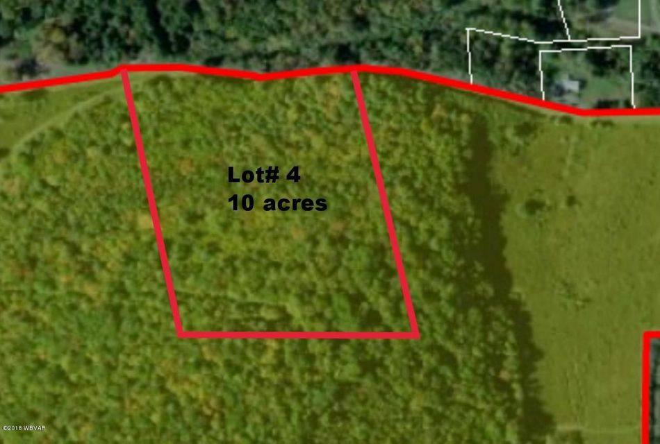 LOT 4 SWEET HOLLOW ROAD,Middlebury Center,PA 16935,Land,SWEET HOLLOW,WB-84636
