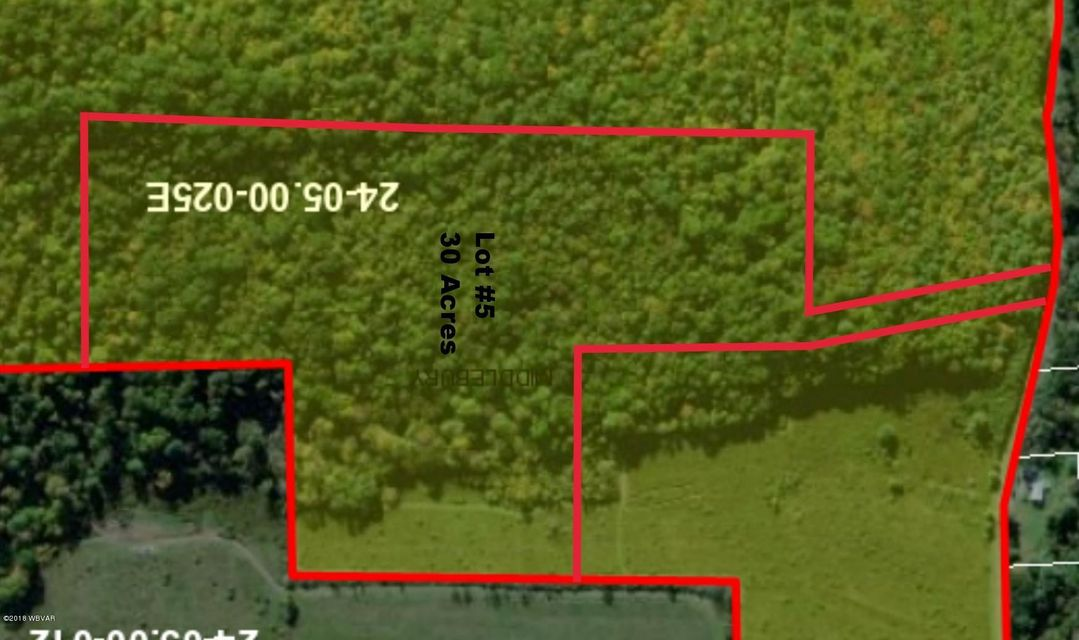 LOT 5 SWEET HOLLOW ROAD,Middlebury Center,PA 16935,Land,SWEET HOLLOW,WB-84637