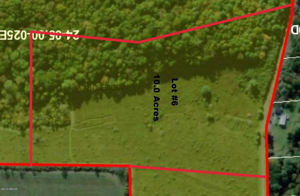 LOT 6 SWEET HOLLOW ROAD,Middlebury Center,PA 16935,Land,SWEET HOLLOW,WB-84638