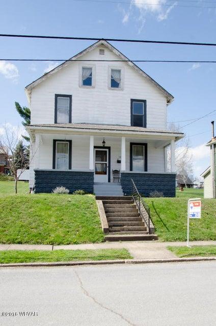106 HOUSTON AVENUE,Montgomery,PA 17752,5 Bedrooms Bedrooms,1.5 BathroomsBathrooms,Resid-lease/rental,HOUSTON,WB-84779