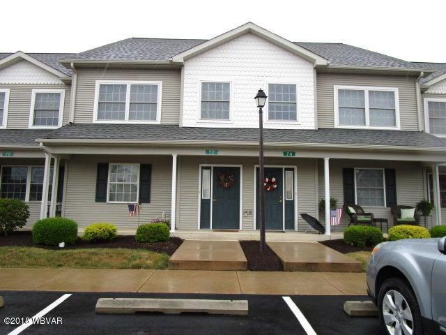 72 SANDRA LEE BOULEVARD,West Milton,PA 17886,3 Bedrooms Bedrooms,2 BathroomsBathrooms,Residential,SANDRA LEE,WB-84798