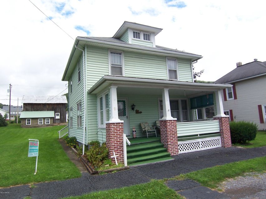 71 MAIN STREET,Loganton,PA 17747,3 Bedrooms Bedrooms,1 BathroomBathrooms,Residential,MAIN,WB-85039