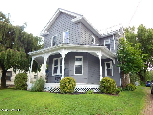 201 CENTER STREET,Elysburg,PA 17824,3 Bedrooms Bedrooms,2.5 BathroomsBathrooms,Residential,CENTER,WB-85042