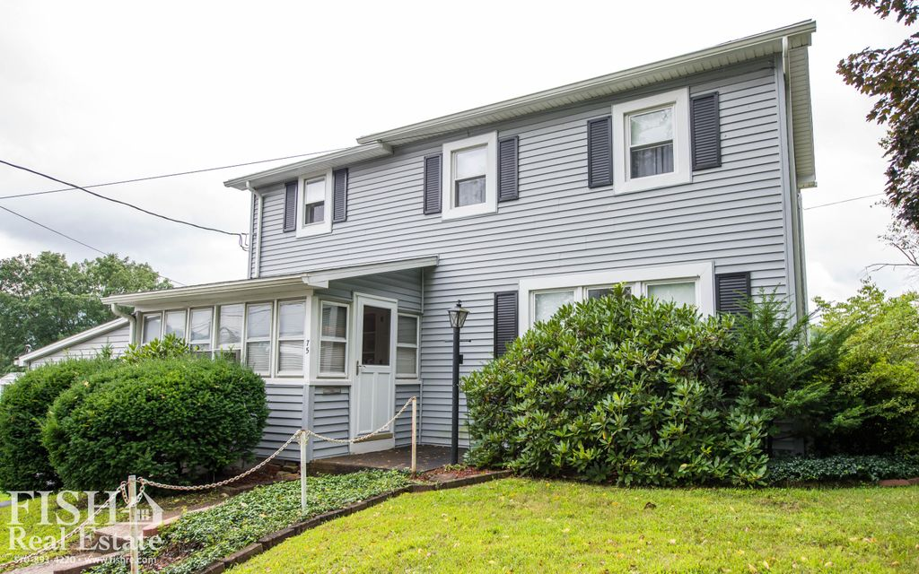 75 IRWIN STREET,Lock Haven,PA 17745,2 Bedrooms Bedrooms,2 BathroomsBathrooms,Residential,IRWIN,WB-85049