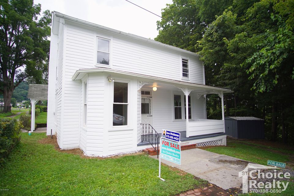 60 CHURCH STREET,Lock Haven,PA 17745,3 Bedrooms Bedrooms,1.5 BathroomsBathrooms,Residential,CHURCH,WB-85059