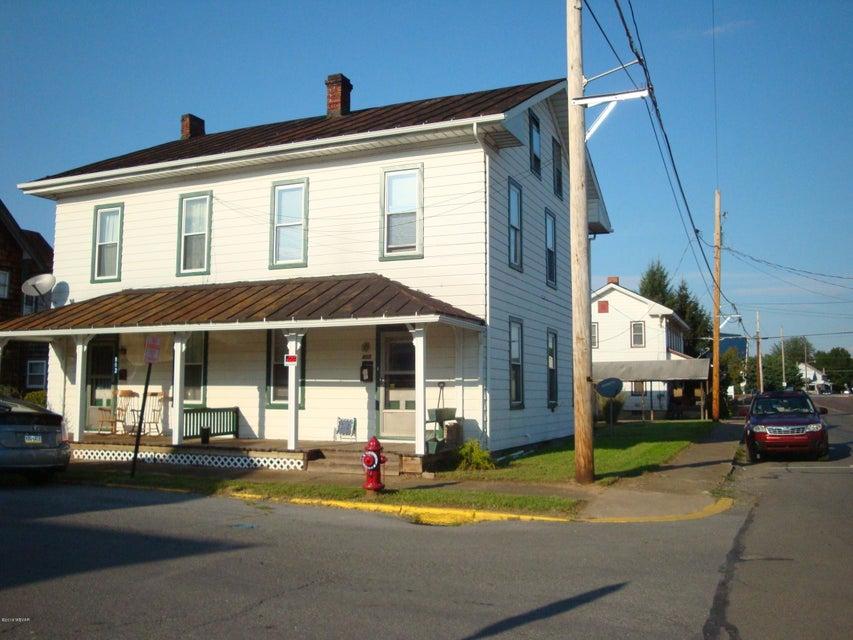 800 ASH STREET,Watsontown,PA 17777,2 Bedrooms Bedrooms,1.5 BathroomsBathrooms,Resid-lease/rental,ASH,WB-85386