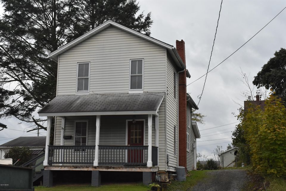 23 HAMPTON STREET,Lock Haven,PA 17745,2 Bedrooms Bedrooms,1 BathroomBathrooms,Residential,HAMPTON,WB-85695