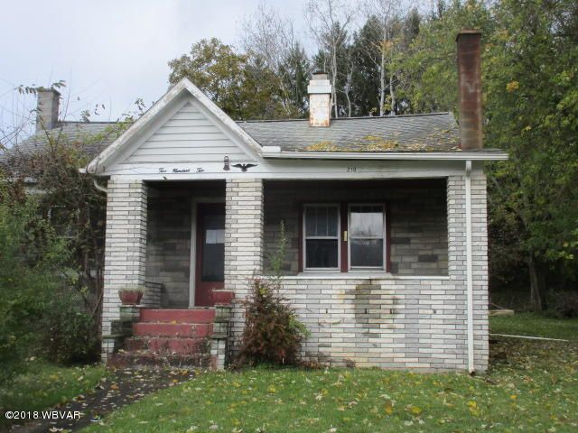 210 GROVE STREET,Avis,PA 17721,2 Bedrooms Bedrooms,1 BathroomBathrooms,Residential,GROVE,WB-85797