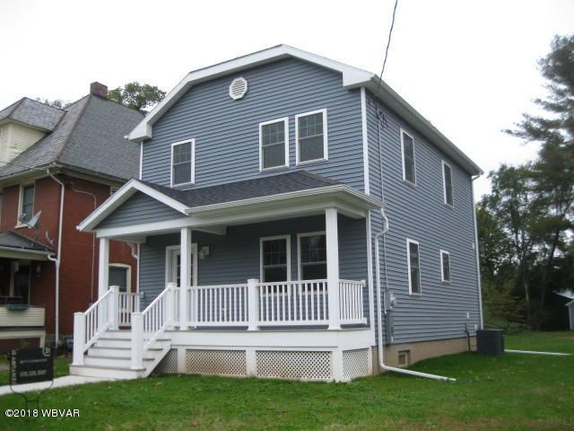 1450 4TH STREET,Williamsport,PA 17701,3 Bedrooms Bedrooms,1.5 BathroomsBathrooms,Residential,4TH,WB-85801