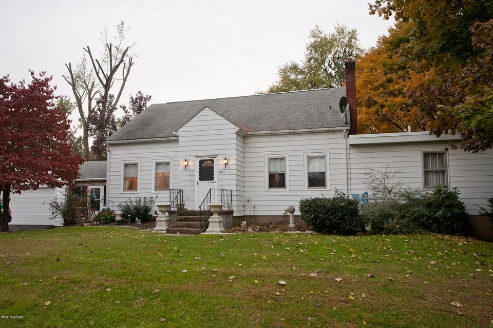 1851 FREDERICK AVENUE,Williamsport,PA 17701,3 Bedrooms Bedrooms,3 BathroomsBathrooms,Residential,FREDERICK,WB-85790