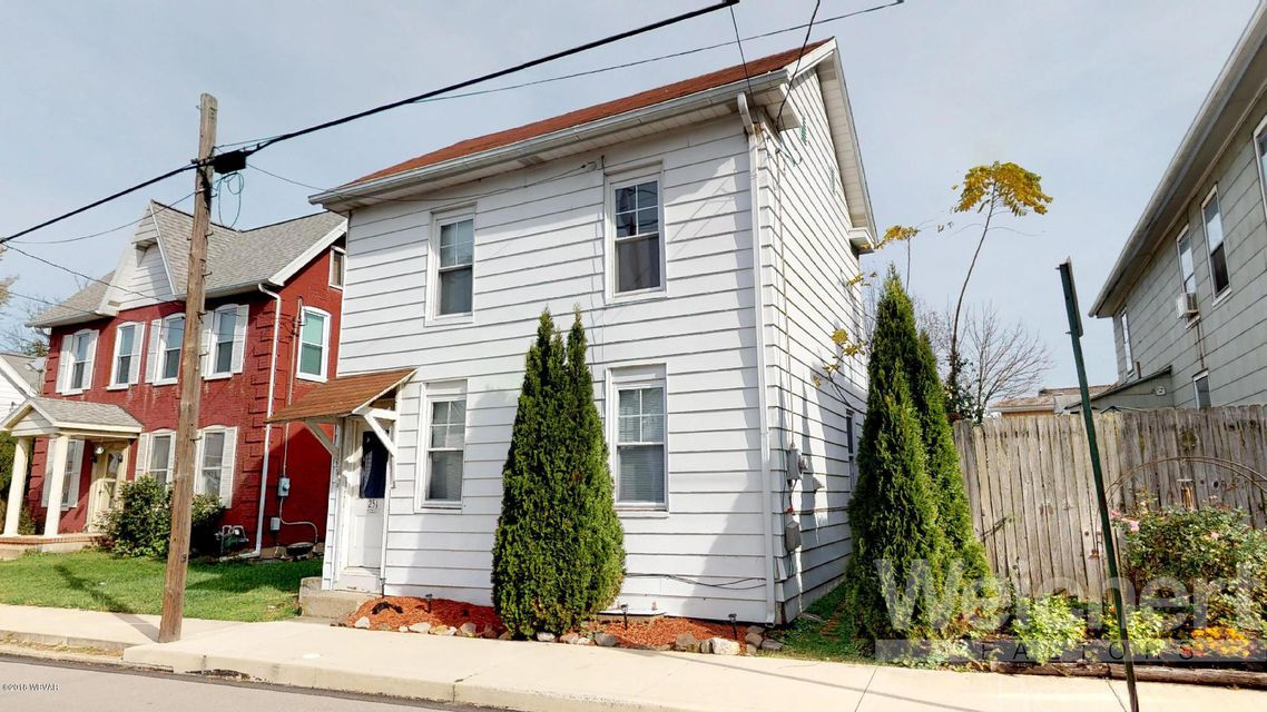 251 CHURCH STREET,S. Williamsport,PA 17702,2 Bedrooms Bedrooms,1 BathroomBathrooms,Residential,CHURCH,WB-85821