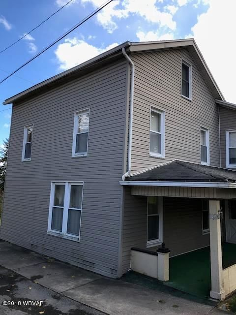 102 MAIN STREET,Loganton,PA 17747,4 Bedrooms Bedrooms,1.5 BathroomsBathrooms,Residential,MAIN,WB-85815
