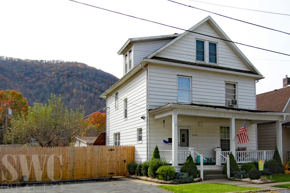 2216 SCHUYLKILL AVENUE,Renovo,PA 17764,4 Bedrooms Bedrooms,2 BathroomsBathrooms,Residential,SCHUYLKILL,WB-85861
