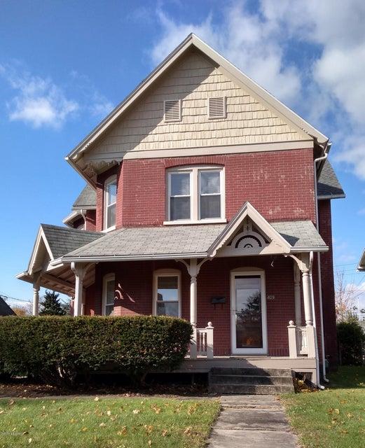 409 MONTOUR STREET,Montoursville,PA 17754,3 Bedrooms Bedrooms,1 BathroomBathrooms,Resid-lease/rental,MONTOUR,WB-85860