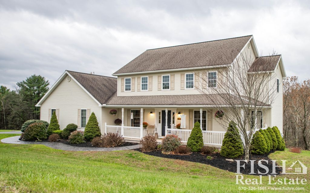 156 COLONIAL DRIVE,Montoursville,PA 17754,4 Bedrooms Bedrooms,3 BathroomsBathrooms,Residential,COLONIAL,WB-85884