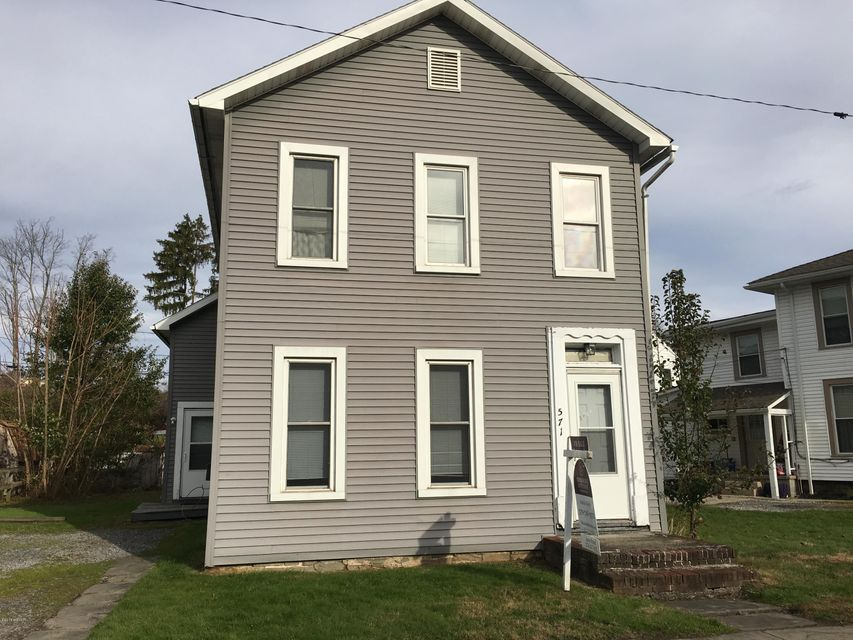 571 CHURCH STREET,Lock Haven,PA 17745,4 Bedrooms Bedrooms,2 BathroomsBathrooms,Residential,CHURCH,WB-85889