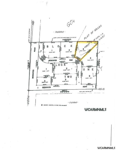Lo 3 Bo 1 Englewood,Willmar,Commercial Land,Englewood,6008701