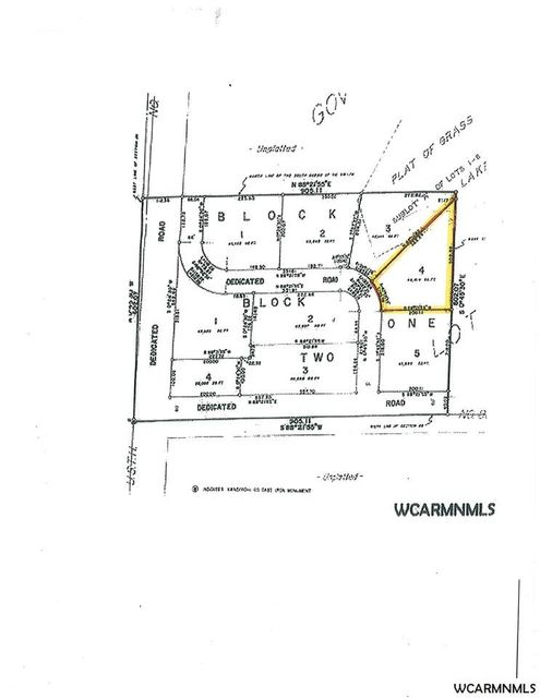 Lo 4 Bl 1 Englewood,Willmar,Commercial Land,Englewood,6008702