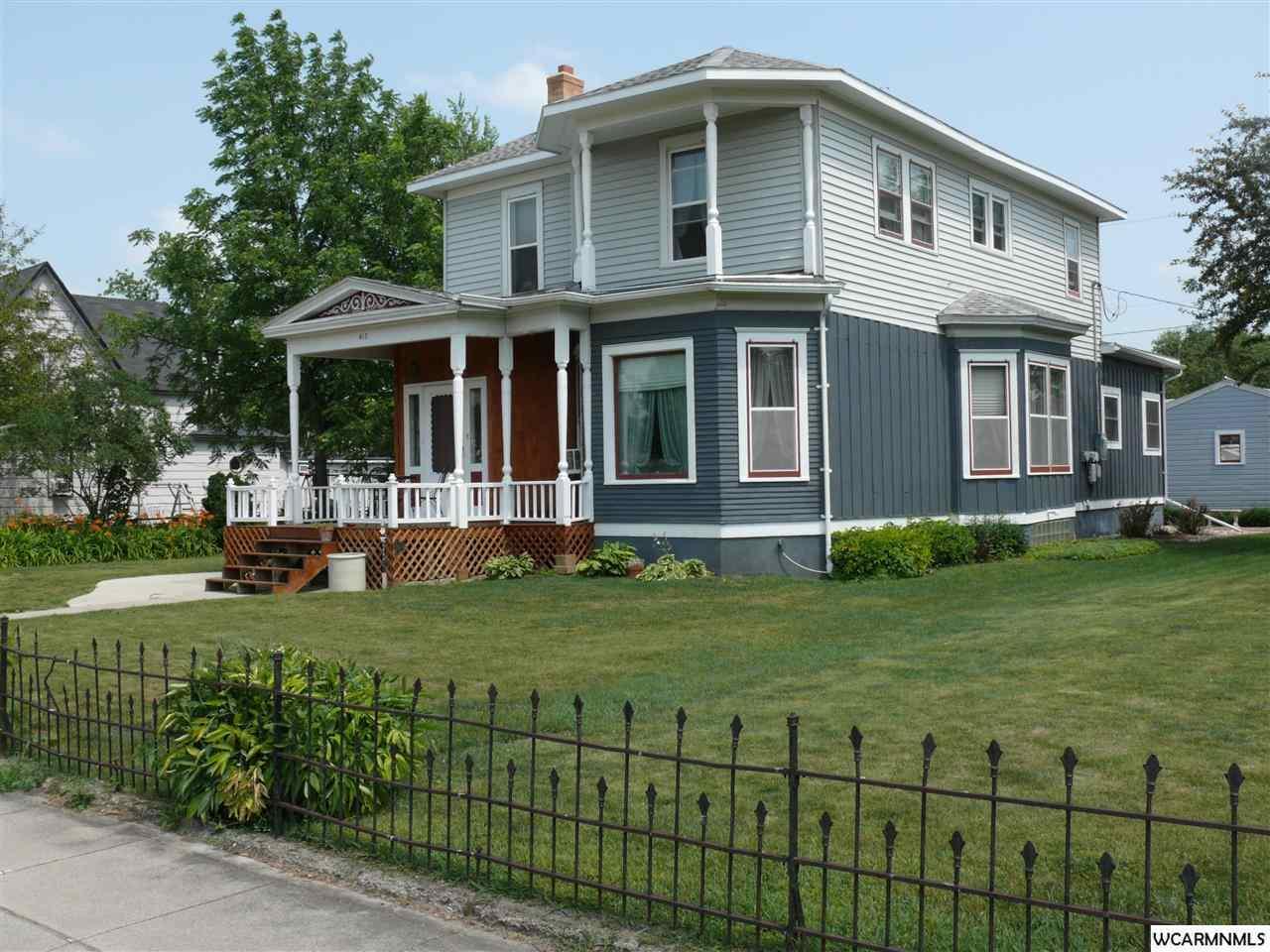 413 S 13th Street,Benson,4 Bedrooms Bedrooms,2 BathroomsBathrooms,Single Family,S 13th Street,6008146