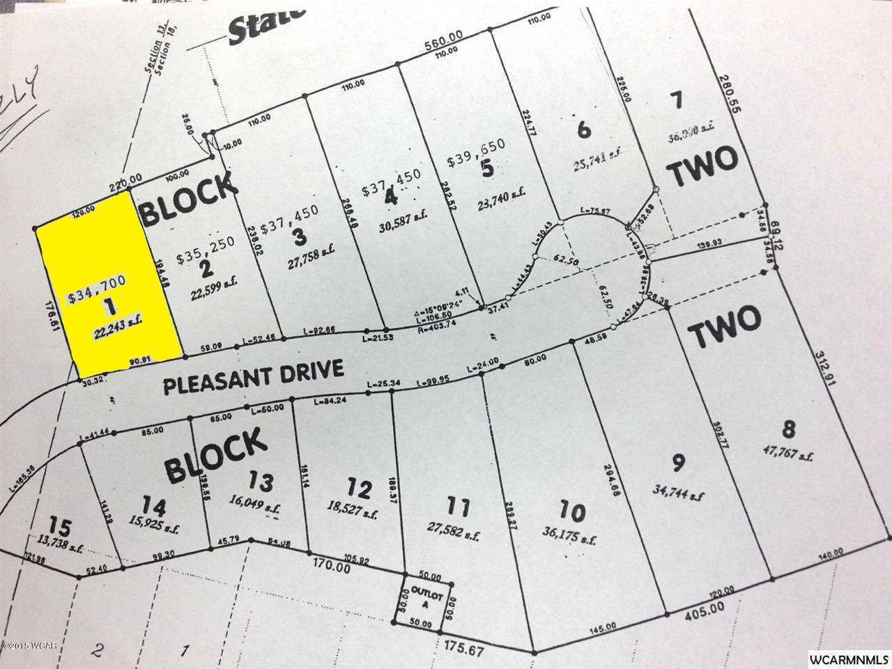 Lot 1 NE 29th Street - Hidden Oaks,Willmar,Residential Land,NE 29th Street - Hidden Oaks,6021756
