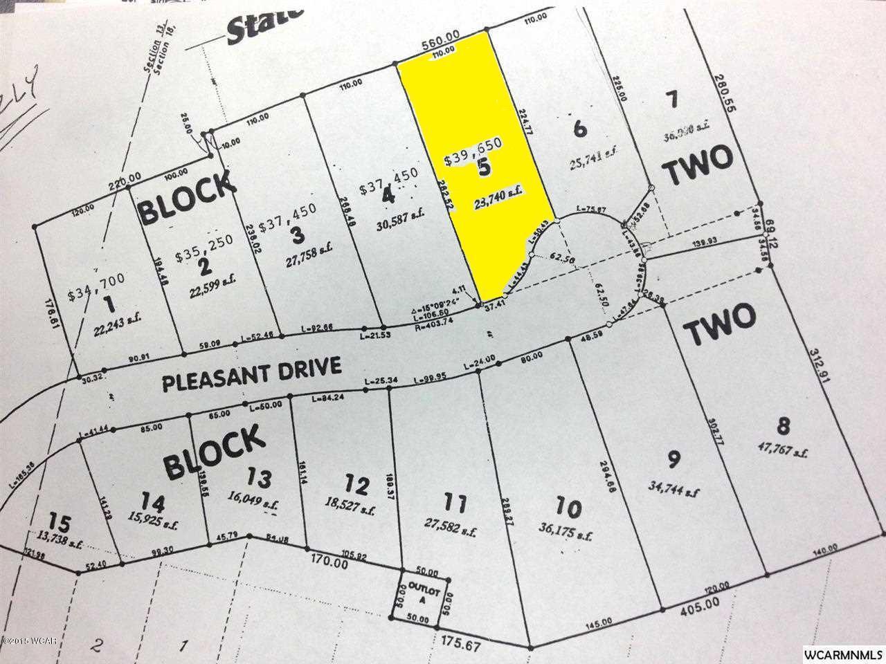 Lot 5 NE 29th Street - Hidden Oaks,Willmar,Residential Land,NE 29th Street - Hidden Oaks,6021757