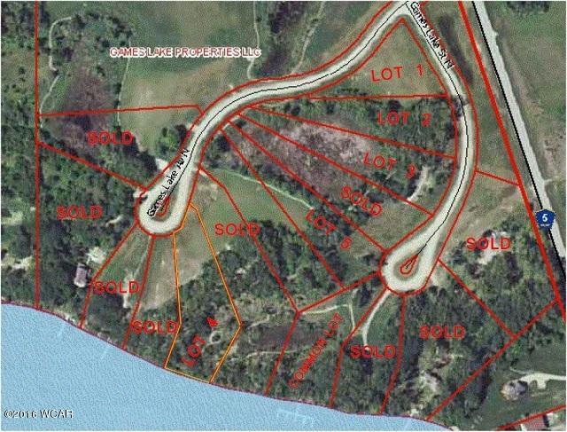 Lot 4 Games Lake Avenue,New London,Residential Land,Games Lake Avenue,6023821