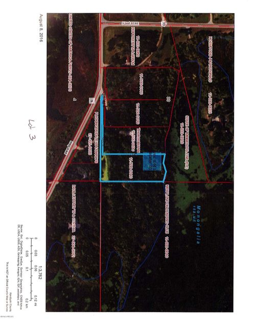 Xxx Hwy 9 Lot 3,New London,Residential Land,Hwy 9 Lot 3,6024406