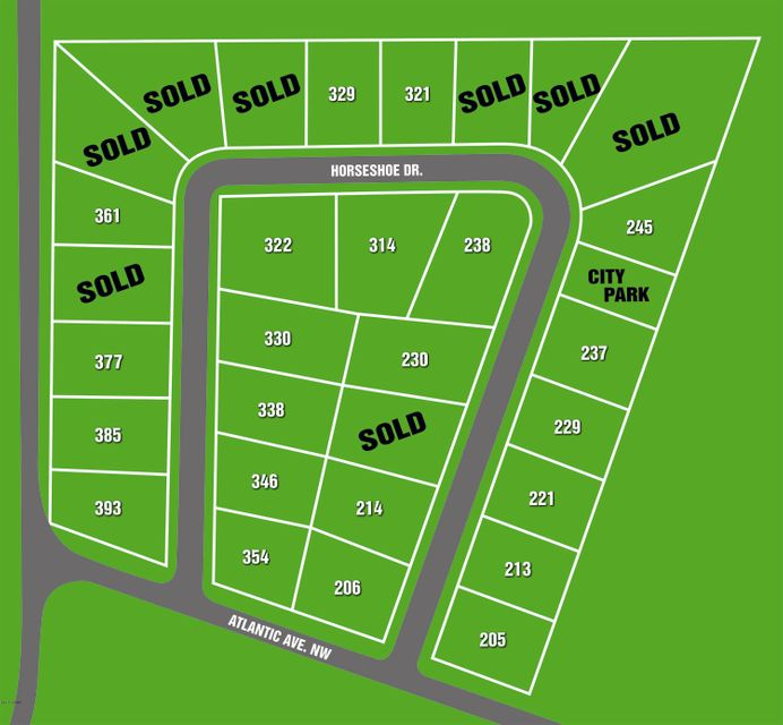 393 Horseshoe Drive,Pennock,Residential Land,Horseshoe Drive,6025875
