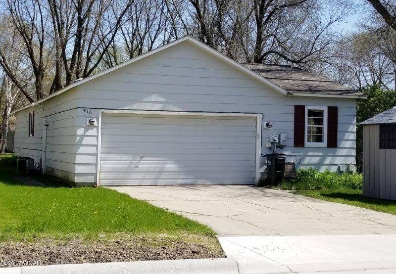 1416 7th Street,Willmar,3 Bedrooms Bedrooms,1 BathroomBathrooms,Single Family,7th Street,6026723