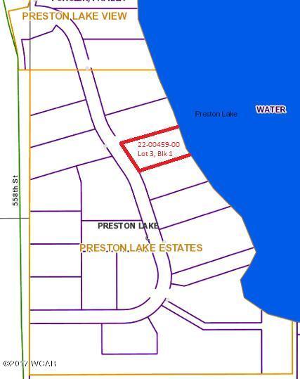 Xxxxx 559th Street,Buffalo Lake,Residential Land,559th Street,6027064