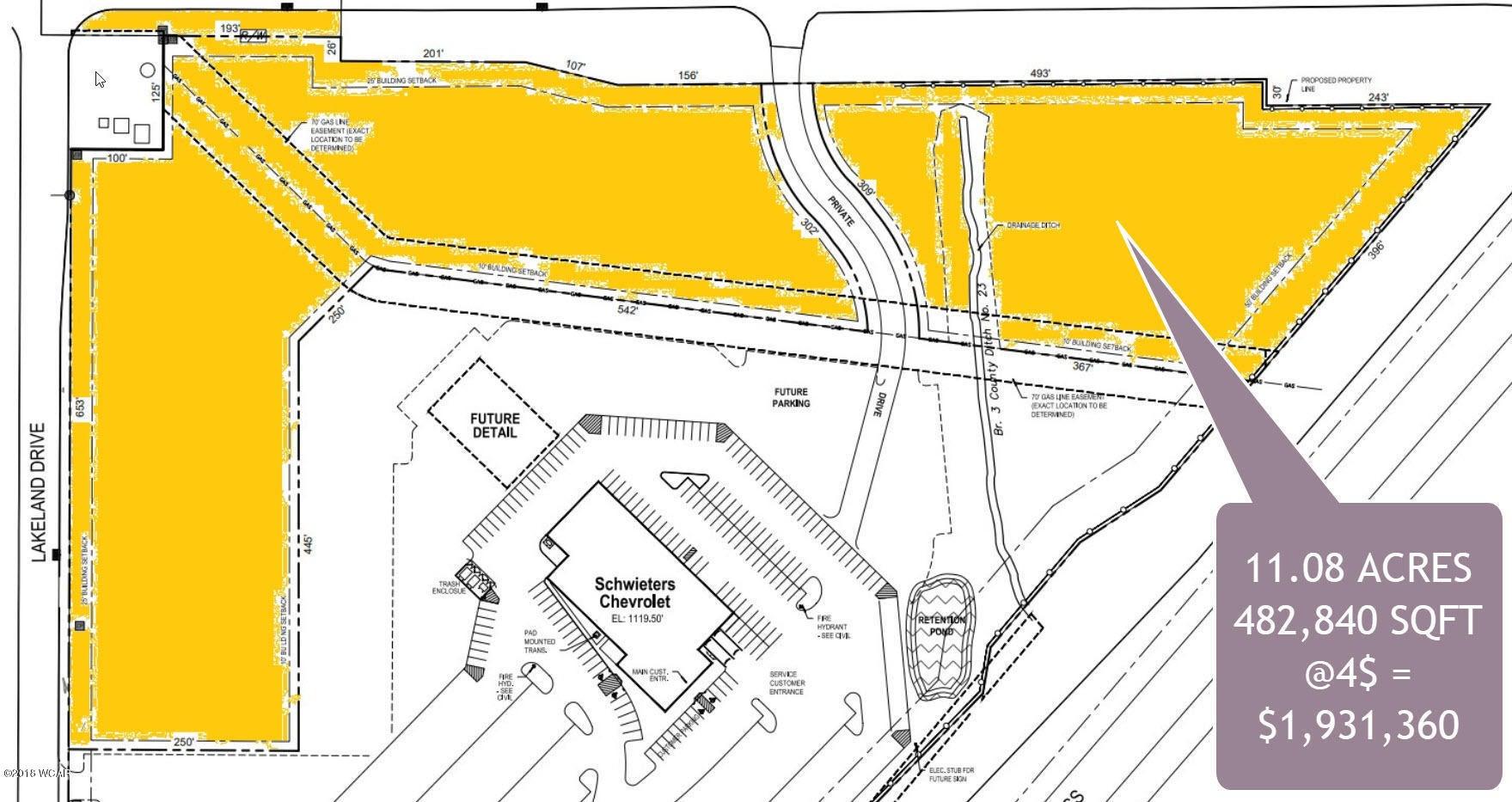 Tbd Willmar Ave,Willmar,Commercial Land,Willmar Ave,6029913
