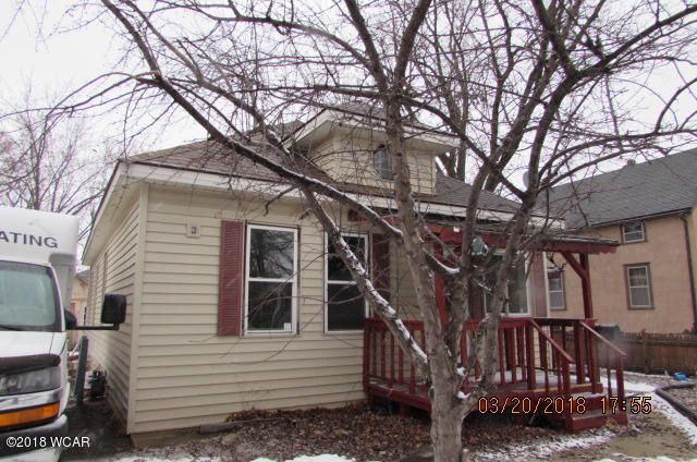 327 E 3 Street,Litchfield,1 Bedroom Bedrooms,2 BathroomsBathrooms,Single Family,E 3 Street,6030178