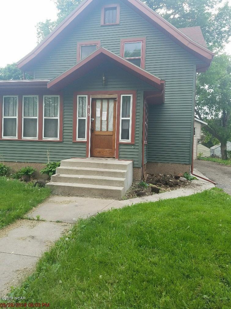 816 3rd Street,Willmar,3 Bedrooms Bedrooms,2 BathroomsBathrooms,Single Family,3rd Street,6031346