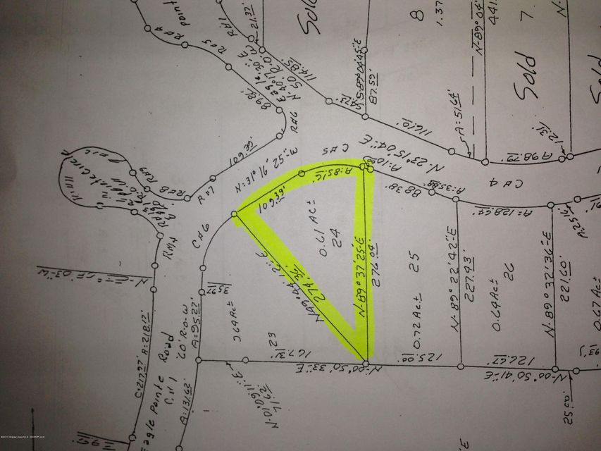 LOT #24 EAGLE POINTE LANE, Double Springs, AL 35553