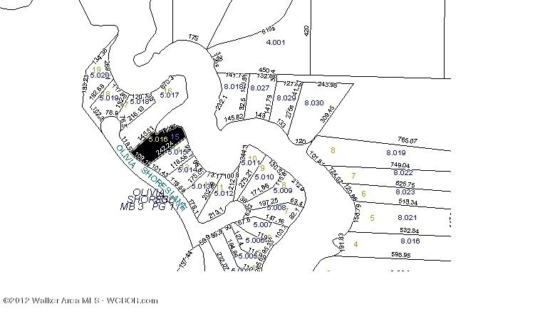 LOT 15 OLIVIA SHORES, Arley, AL 35541