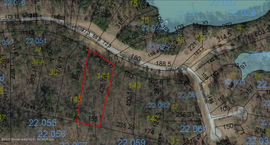 LOT 144 SIPSEY OVERLOOK, Double Springs, AL 35553