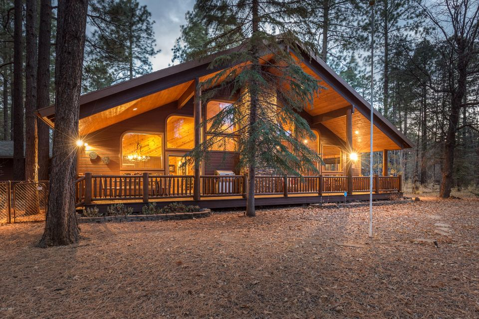 Photo of 3133 Woodpecker Lane, Pinetop, AZ 85935