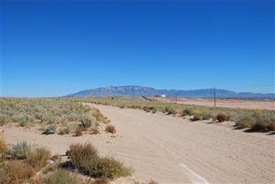 Third acre very near the Albuquerque border with Rio Rancho.