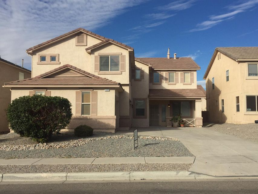 Popular Grand Canyon from DR Horton home located in the desirable Cabazon Community. Discover all the space of this reasonable priced 2998 SQFT home. Conveniently located near Park Above and many amenities. lot gives plenty of room for you to have your own uninterrupted private outdoor space. Home features include 4 Bedrooms, 2.75 Bathrooms, 3 Car garage. Impressive Family Room with Gas Fireplace, Dining Room, Master Suite with Dual Bathroom Sinks, Walk-in Closet, Separate Shower. A welcoming formal Living Room, Cook-friendly Kitchen with Solid Surface Countertops and breakfast area. 5th room can be used as Office, Study, workout room or bedroom. Nice backyard with fruit trees. Refrigerator-washer and dryer will convey with no warranty