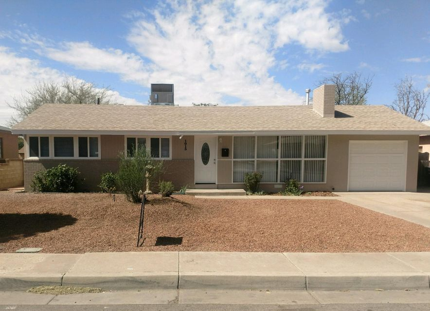 1013 Childers Drive, Albuquerque NM 87112