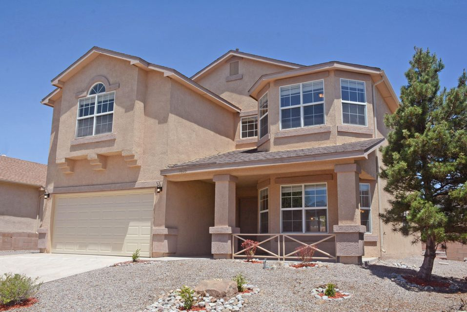 9823 Wagon Gate Trail, Albuquerque NM 87121
