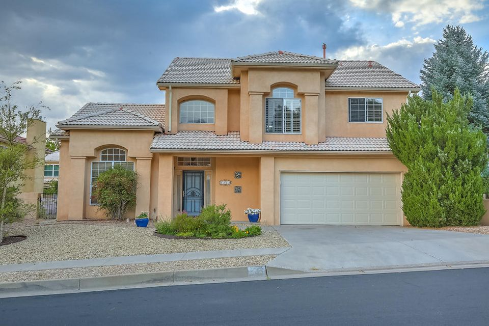 1333 Canyon Hills Drive, Albuquerque NM 87112