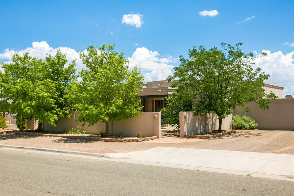 Entertainers Perfect Dream Home! Stunning Views! Sit and relax in your Private Front Yard Patio. Upon entering the foyer, You have the formal dining room and master suite. As you walk into the great room you will be mesmerized by the stunning views. The kitchen offers, ample cabinets, built in viking appliances, and is open to the great room. Balcony is off the kitchen, living room, & master bedroom. Two other bedrooms are separate from the master. Down stairs does not disappoint, w/ a office, Theater room, & large family room that opens to an outdoor kitchen & your own private gunite pool. The pool is shaded in the later part of the day making this your backyard oasis. Three car garage plus a RV garage.  Radiant Heat and Refrigerated AC. A great place to call Home