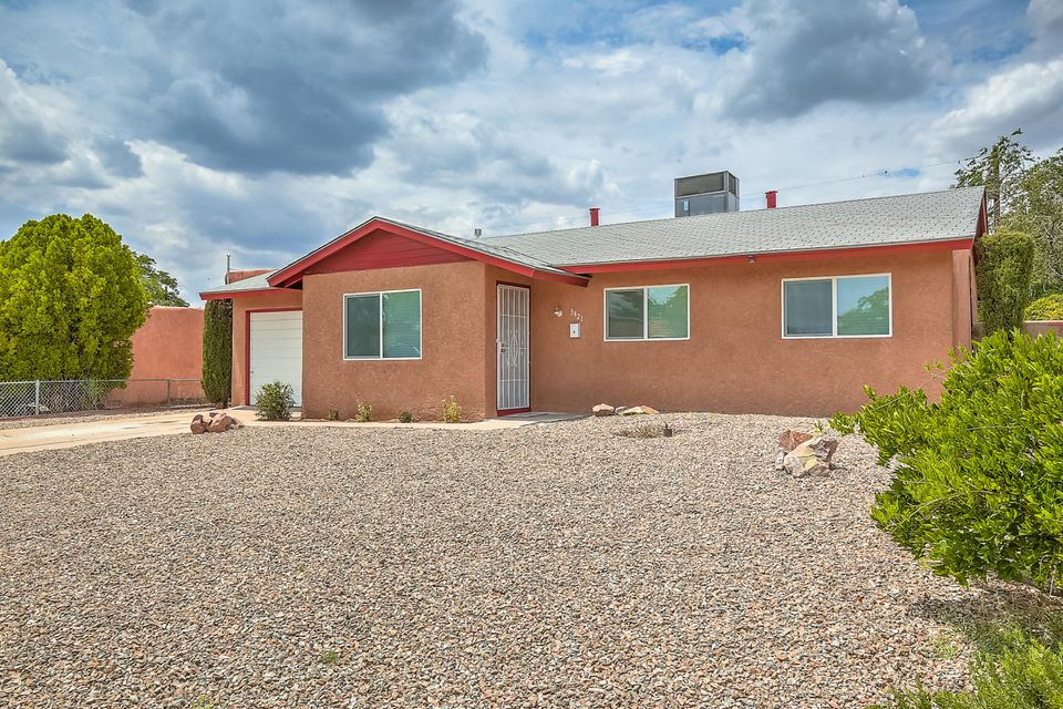 3421 Morningside Drive, Albuquerque NM 87110