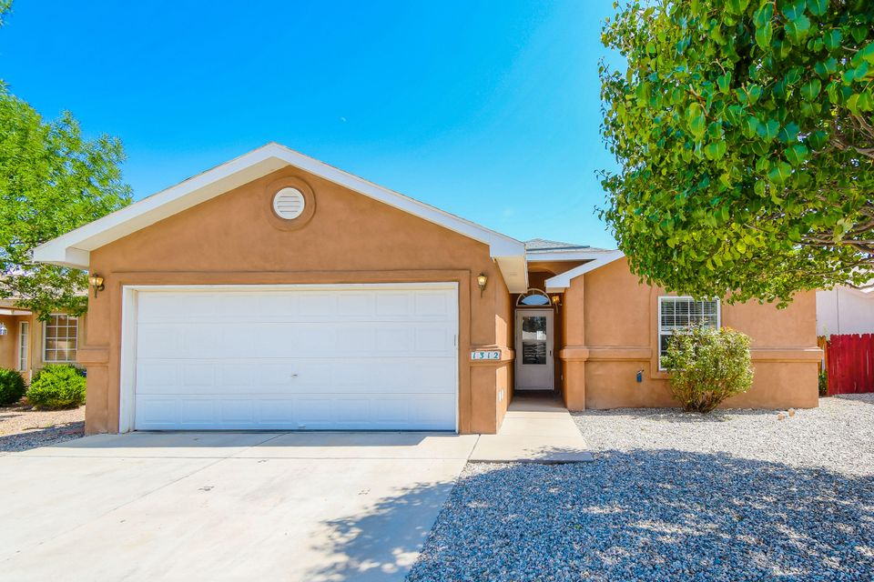1312 Desert Bloom Avenue, Albuquerque NM 87120