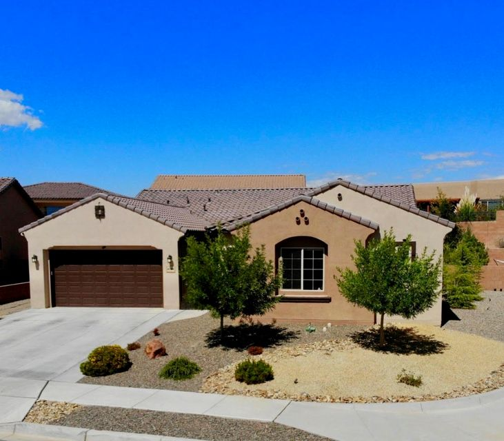 Special find in Loma Colorado! This home is pristine and meticulously maintained in the gated community of Tres Colinas!! Open floor plan w/a guest/in-law quarters!! Chef's dream kitchen with granite counter tops, double oven, microwave/convection oven, 5 burner stove, stainless steel appliances, huge pantry with a kitchen island and room for bar stools!! Custom office/formal dining area w/ granite ledges & pony walls, 10 foot ceilings, 8 foot doors, brand new dual zone AC unit, walk-in closets, oversized garage(26 ft. deep) w/custom shelves!  Private corner lot, wide driveway, custom landscaping, speaker system on covered patio, custom lighting pergola and hot tub with private access from the master bedroom! Even a possibility of a viewing deck in the backyard!