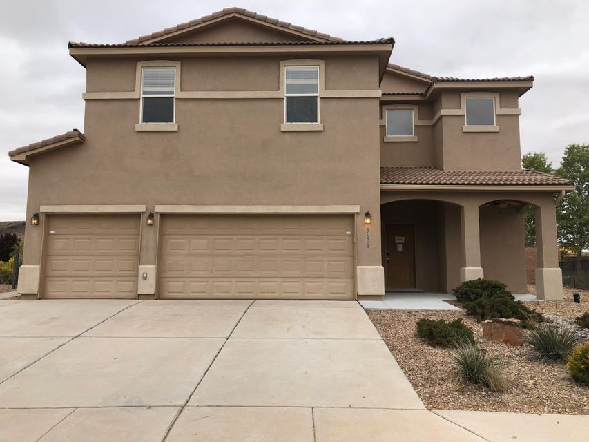 This home has a great floor plan, with lots of space. 4 bedrooms, 1 downstairs, and 3 upstairs. 2 Living areas, and an open floor plan. This home does need some work,  and does have foundation issues but offers a good possiblity for sweat equity and or a good investment. Located on an oversized lot with side yard access.